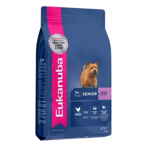 Eukanuba Senior Small Breed Dog Food