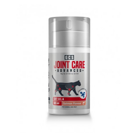 GSC Advanced Cat Joint Care Gel Supplement