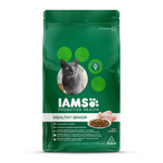 Iams Healthy Senior with Chicken Cat Food