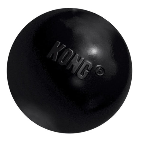 KONG Black Extreme Ball Dog Toy