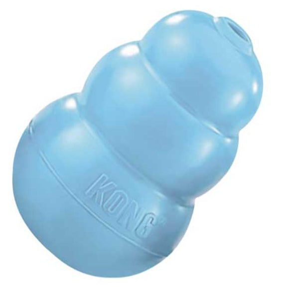 KONG Blue Puppy Treat Dog Toy
