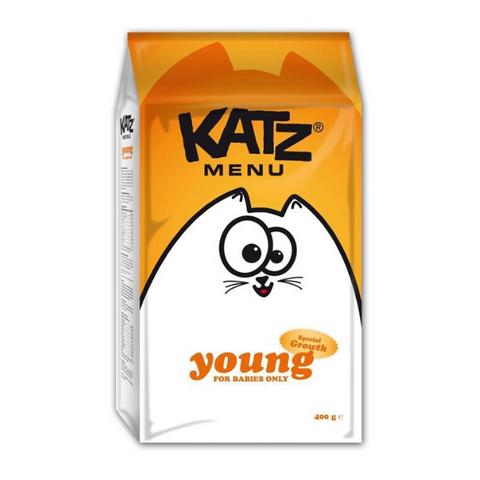 Katz Menu Young Kitten Food