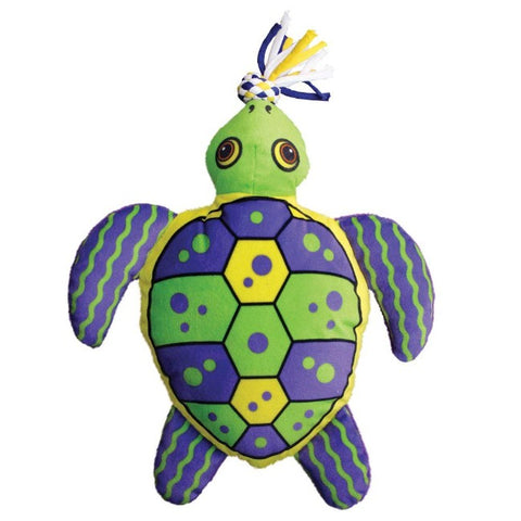 Kong Aloha Turtle Dog Toy