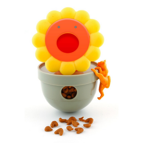 L'chic SunFlower Ca-Tumbler Cat Toy