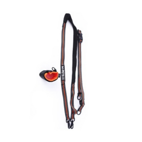 M-Pets Dog Running Leash