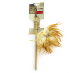 M-Pets Natura Feather Wand Cat Toy