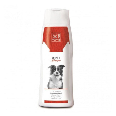 M-Pets 2 IN 1 Shampoo & Dog Conditioner