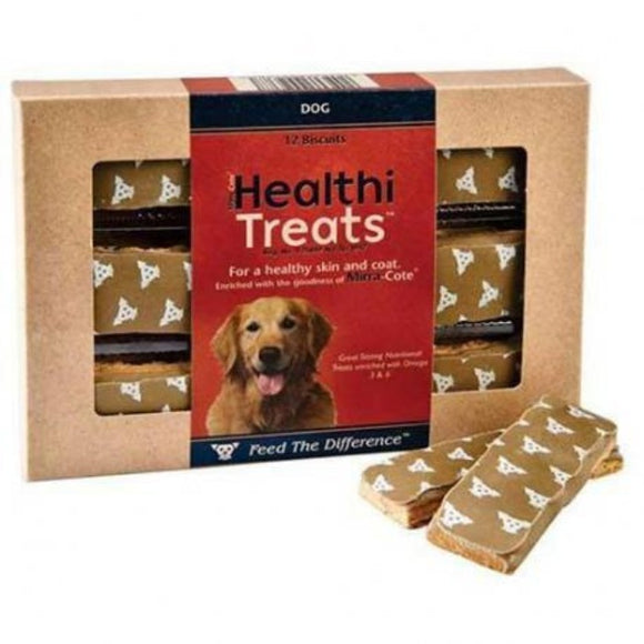 Mirra-cote Healthy Skin Dog Treats