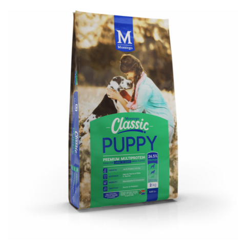Montego Classic Large Puppy Food