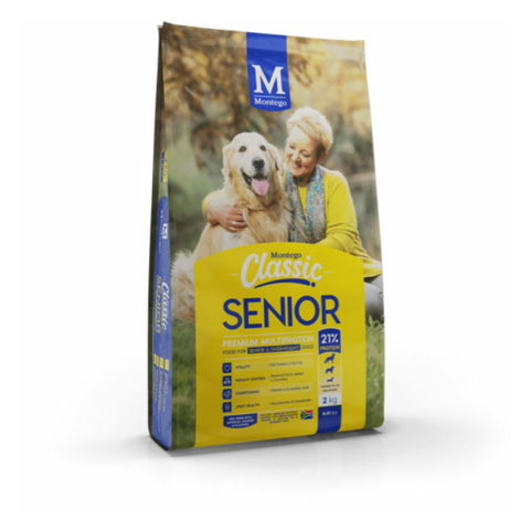 Montego Classic Senior Dog Food