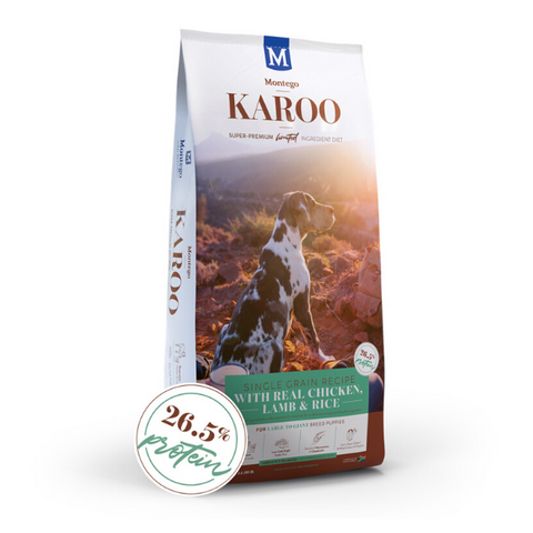 Montego Karoo Large Puppy Food