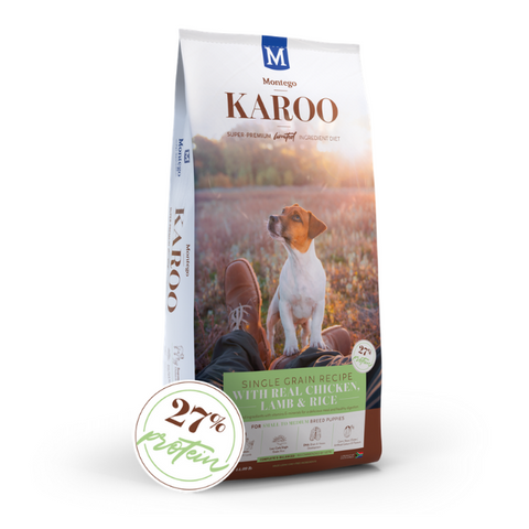 Montego Karoo Small Puppy Food