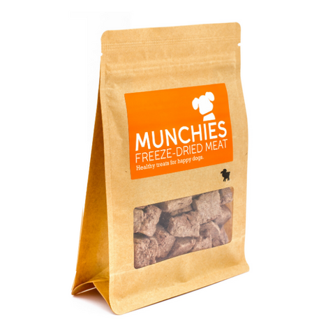 Munchies Lamb Freeze-Dried Dog Treats