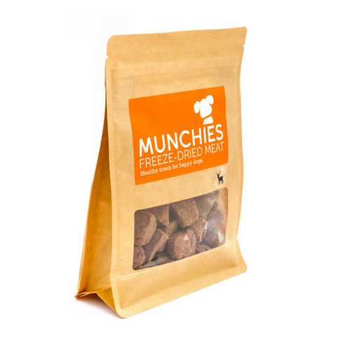Munchies Venison Freeze-Dried Dog Treats
