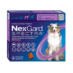 Nexgard Spectra Chewable Tablet 15.1-30kg