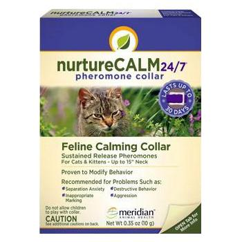 Nurture Calming Pheromone Cat Collar