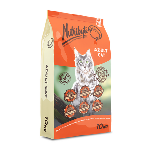 Nutribyte Adult Cat Food