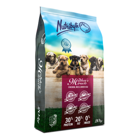 Nutribyte Mother & Puppy Miracle Dog Food