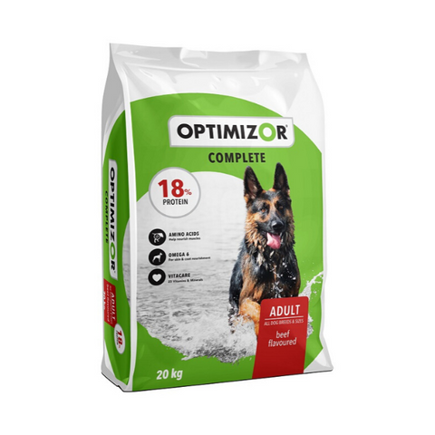 Optimizor Complete Adult Dog Food