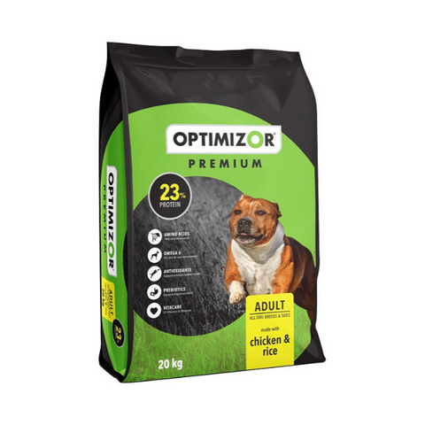 Optimizor Premium Adult Dog Food