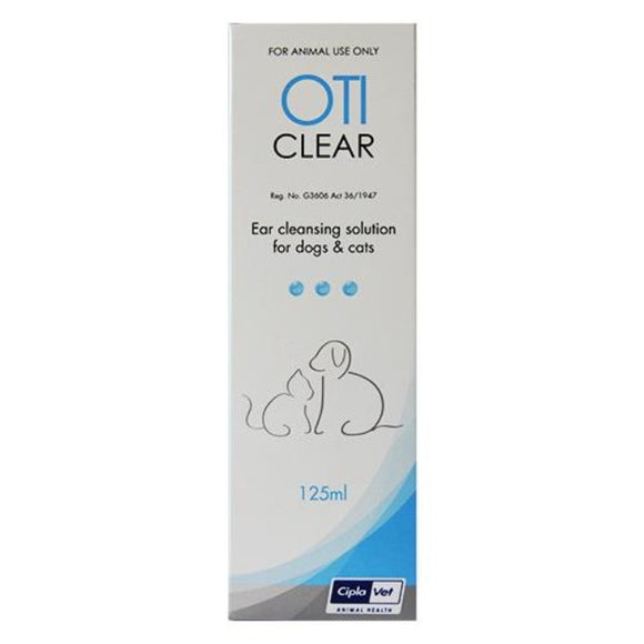 Oticlear Dog & Cat Ear Clean Solution