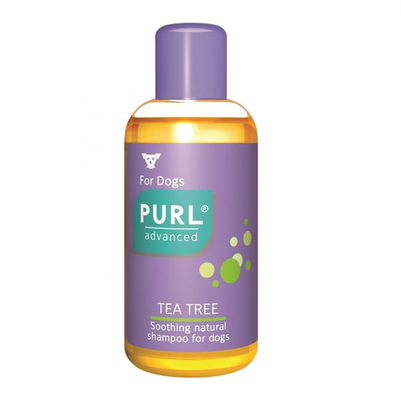 Purl Advanced Tea Tree Insect Repellent Dog Shampoo