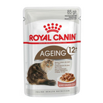 ROYAL CANIN Ageing 12+ Senior Gravy Cats Food Pouches
