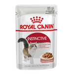 ROYAL CANIN Instinctive Garvy Cat Food Pouches