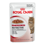 ROYAL CANIN Instinctive Jelly Cat Food Pouches