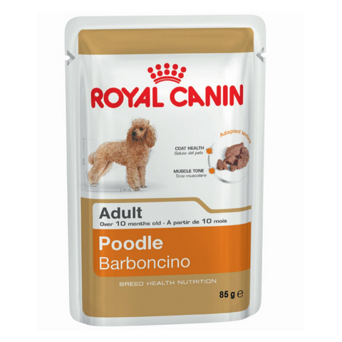 ROYAL CANIN Poodle Adult Dog Food Pouches
