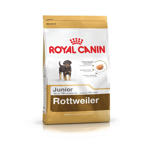 ROYAL CANIN Rottweiler Junior Puppy Food