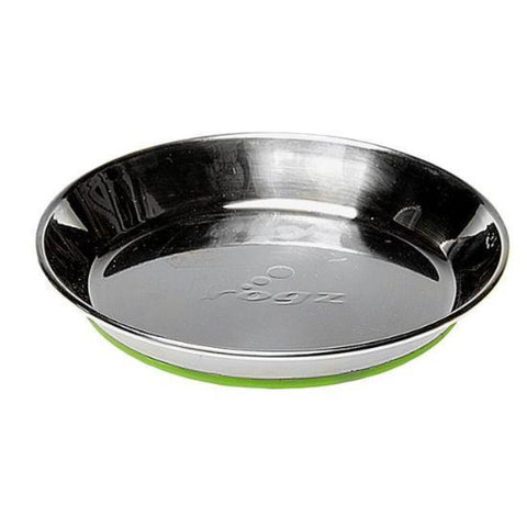 Rogz Anchovy Cat Bowl - Lime