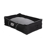 Rogz Lekka 3D Pod Dog Bed - Black