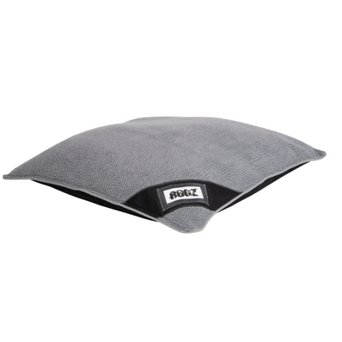 Rogz Lekka Pod Dog Cushion - Black