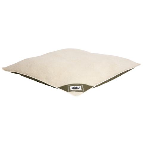 Rogz Lekka Pod Dog Cushion - Olive