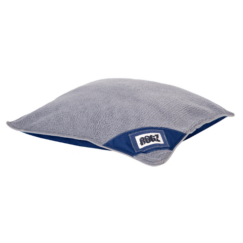 Rogz Lekka Pod Dog Cushion - Blue
