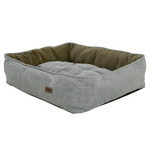 Rogz Moon 3D Pod Dog Bed - Grey