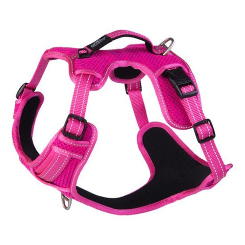 Rogz Pink Explore Dog Harness