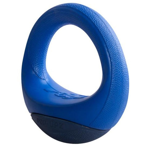 Rogz Pop-Upz Dog Toy - Blue