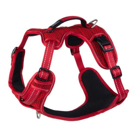 Rogz Red Explore Dog Harness