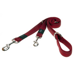 Rogz Red Fixed Utility Reflective Dog Leash