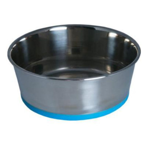 Rogz Slurp Dog Bowl - Blue