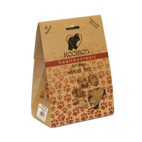 Rooibos Aromatic  Wheat-Free Dog Treats