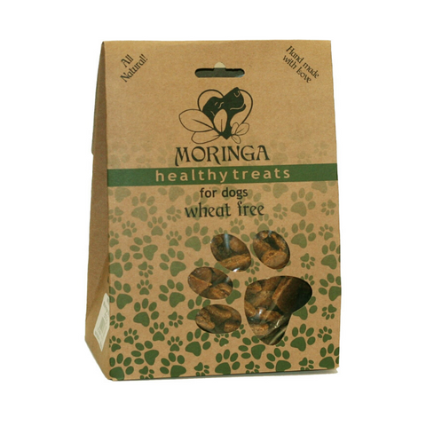 Rooibos Aromatics  Wheat-Free Moringa Dog Treats