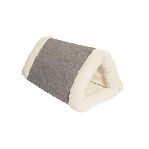 Rosewood Snuggle Cat Cave - Grey
