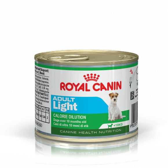 ROYAL CANIN Adult Light  Canned Dog Food