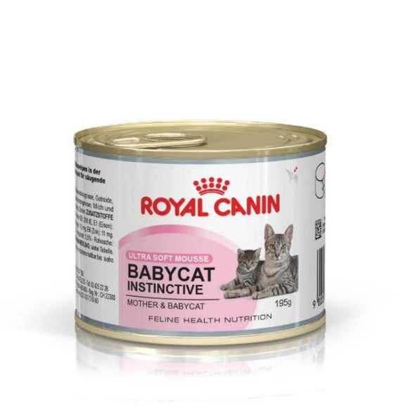 ROYAL CANIN Mother & Babycat Instinctive Canned Kitten Food