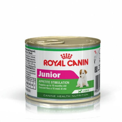 ROYAL CANIN Junior Appetite Stimulation Canned Puppy Food