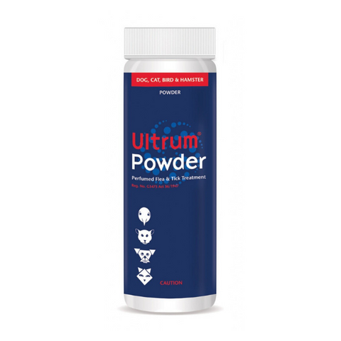 Ultrum Dog & Cat Flea & Tick Powder