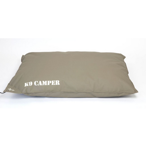 WagWorld K9 Camper Dog Cushion - Olive